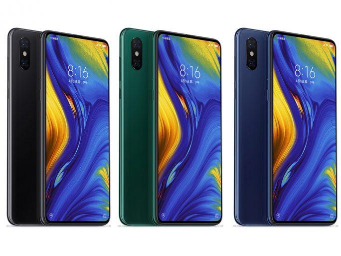 Xiaomi Mi MIX 3 (Bild: Xiaomi)