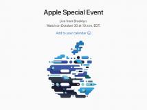 30. Oktober: Apple lädt zum iPad-Pro- und Mac-Event ein