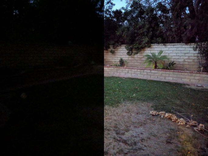 Night Sight Mode (Bild: XDA Developers)