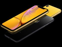 iPhone XR in Gelb (Bild: Apple)