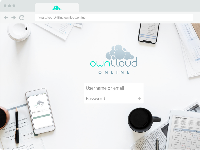 ownCloud.online: SaaS-Filesharing-Lösung für KMU