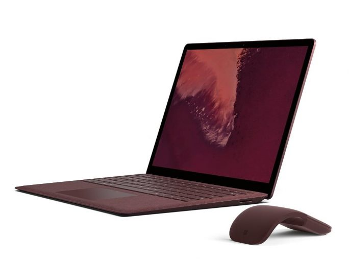 Surface Laptop 2 (Bild: Microsoft)