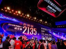 Singles' Day: Alibaba meldet Umsatzrekord von 30,8 Milliarden Dollar