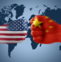 America-US-China (Bild: Shutterstock)