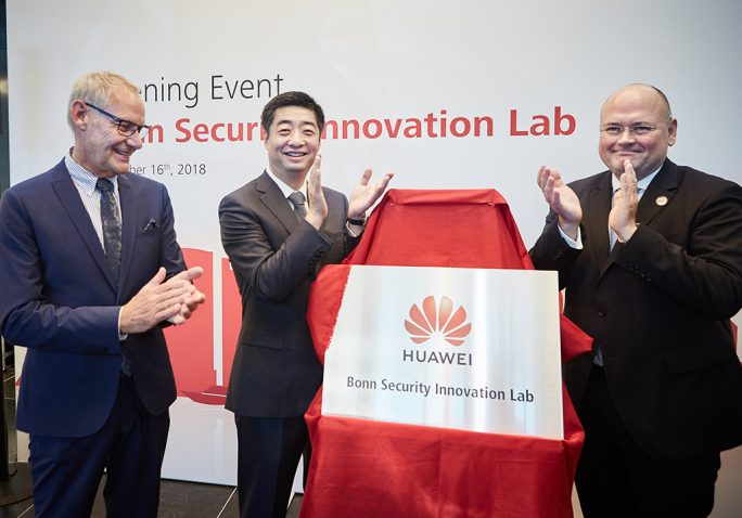 Huawei Security Innovation Lab in Bonn (Bild: Huawei)
