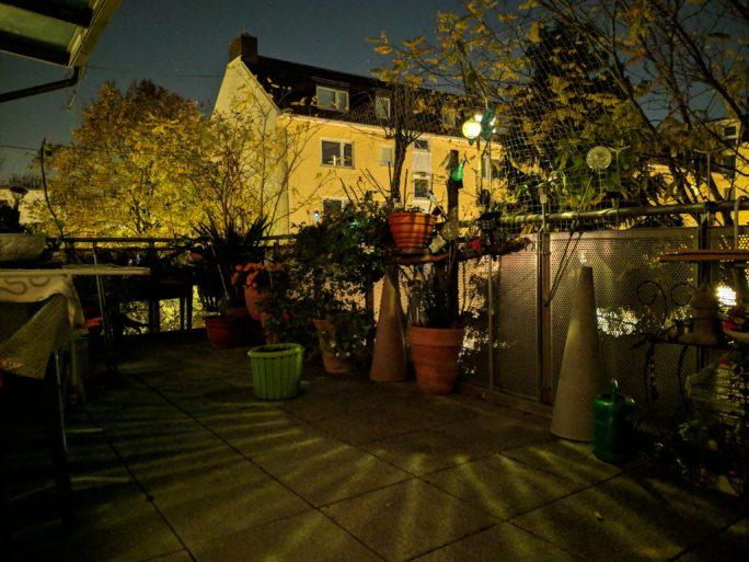 Mi MIX 2S: Nachtmodus mit Google-Kamera (Bild: ZDNet.de)