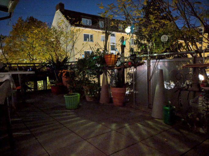 Pixel 3: Nachtmodus mit Google-Kamera  (Bild: ZDNet.de)