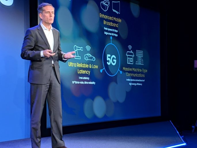 Samsung: Thomas Riedel (Bild: ZDNet.de)