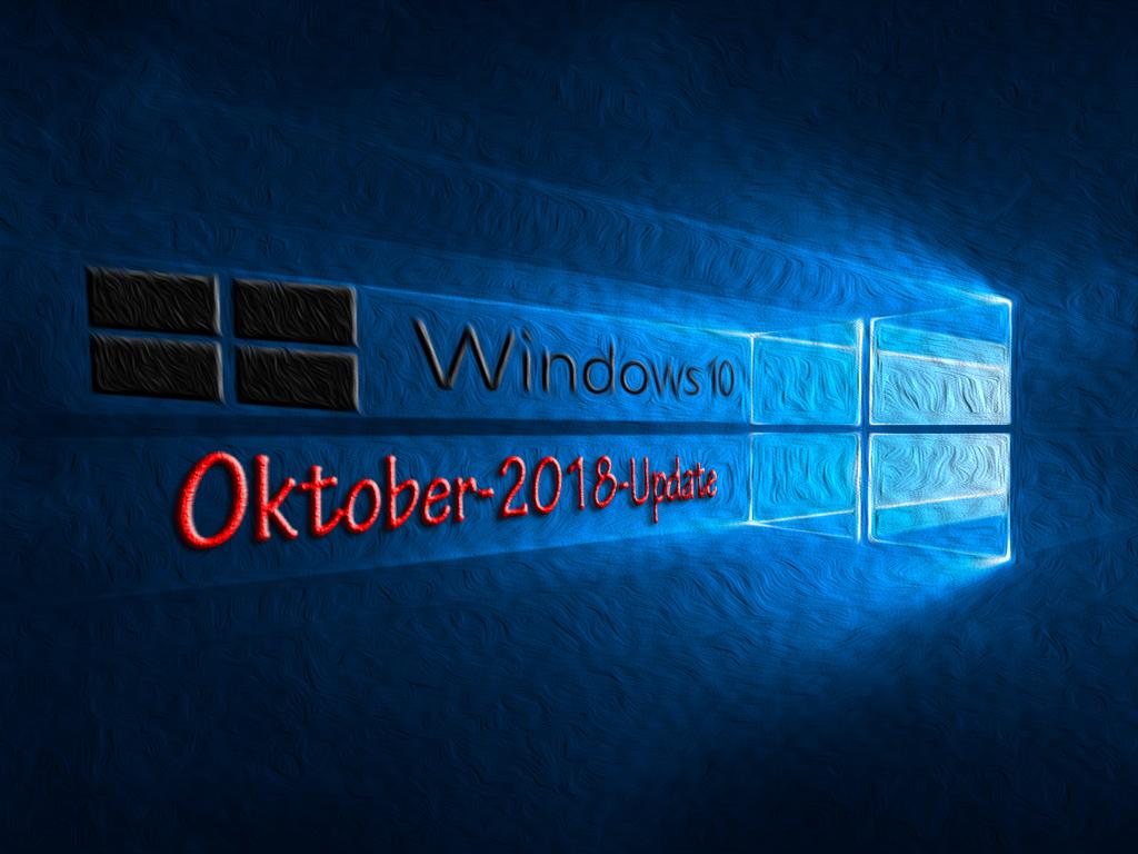 Kumulatives Update für Windows 10 Version 1809 behebt zahlreiche Fehler