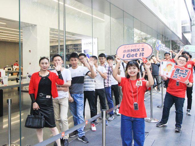 Xiaomi Mi MIX 3: Verkaufsstart in China (Bild: Xiaomi)