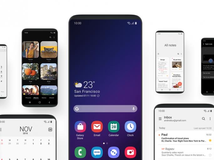 One UI (Bild: Samsung)