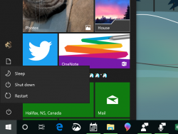 Windows 10 Build 18290 (Bild: Microsoft)