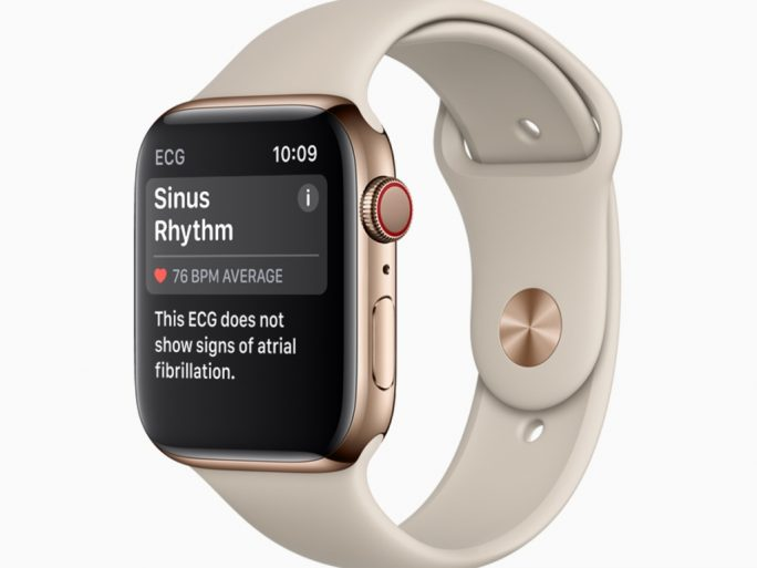 Sinus-Rhythmus (Bild: Apple.de)