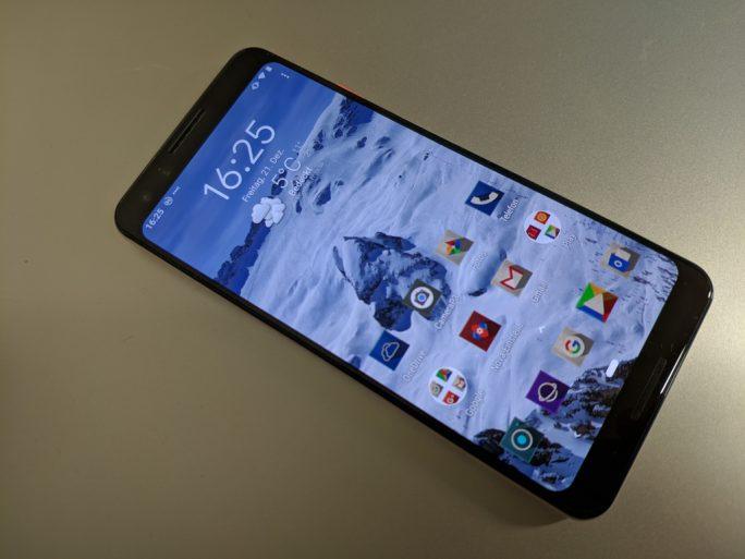 Google Pixel 3 (Bild: ZDNet.de)