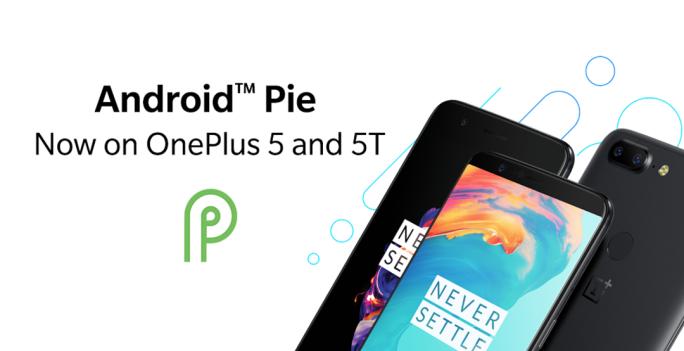 OnePlus-Android-Pie (Bild: OnePlus)
