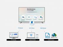 Samsung TVs ermöglichen Zugriff auf PCs, Tablets und Smartphones