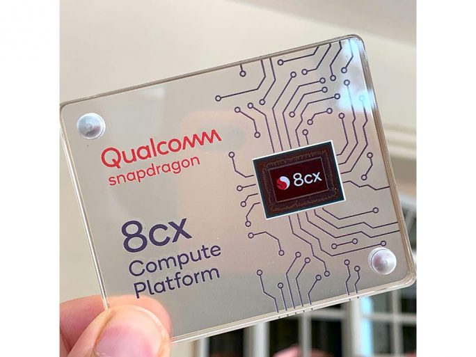 Snapdragon 8cx (Bild: Qualcomm)