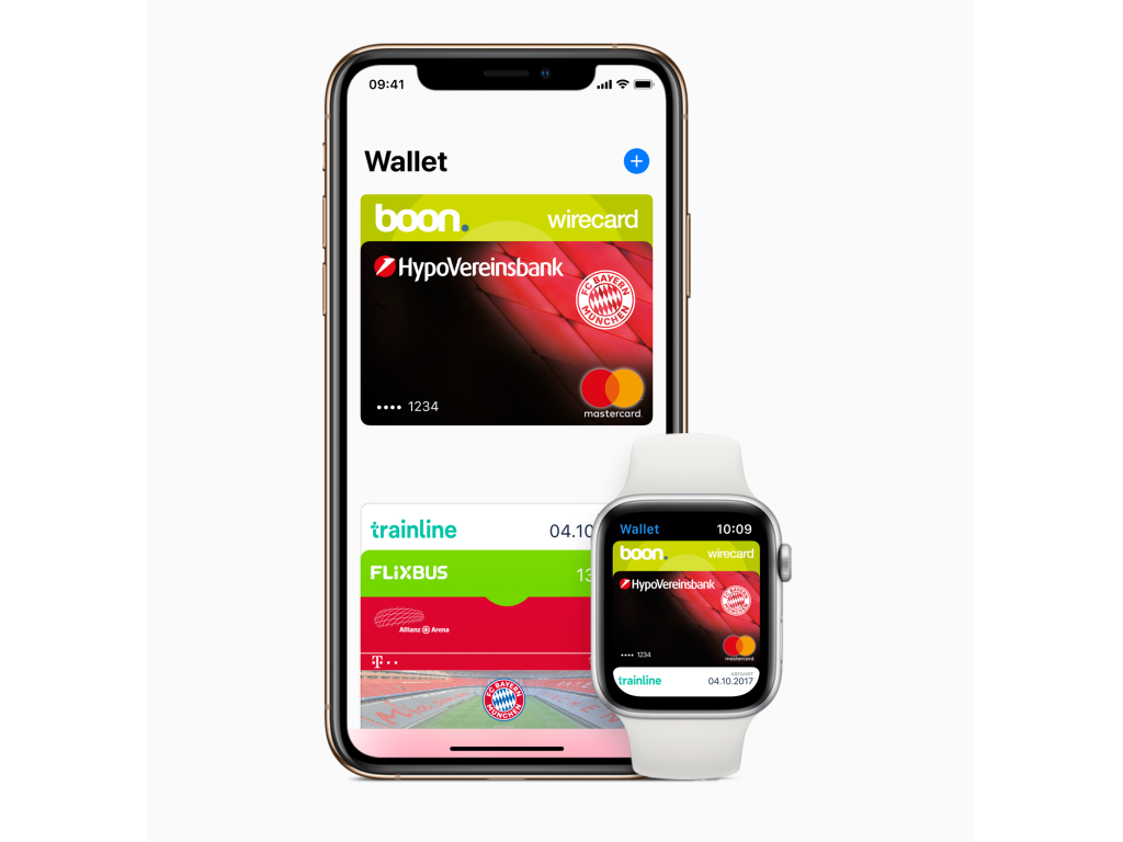 Apple startet Bezahldienst Apple Pay in Deutschland