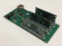 Carrier Board für Raspberry-Pi-Cluster vorgestellt