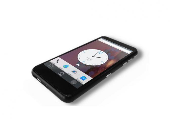 Necuno Device mit KDE-Oberfläche (Bild: Necuno)