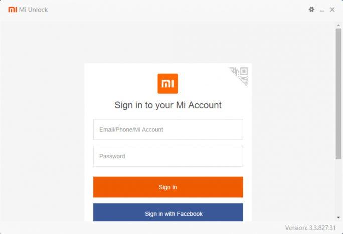 Mi-Flash-Unlock (Screenshot: ZDNet.de)