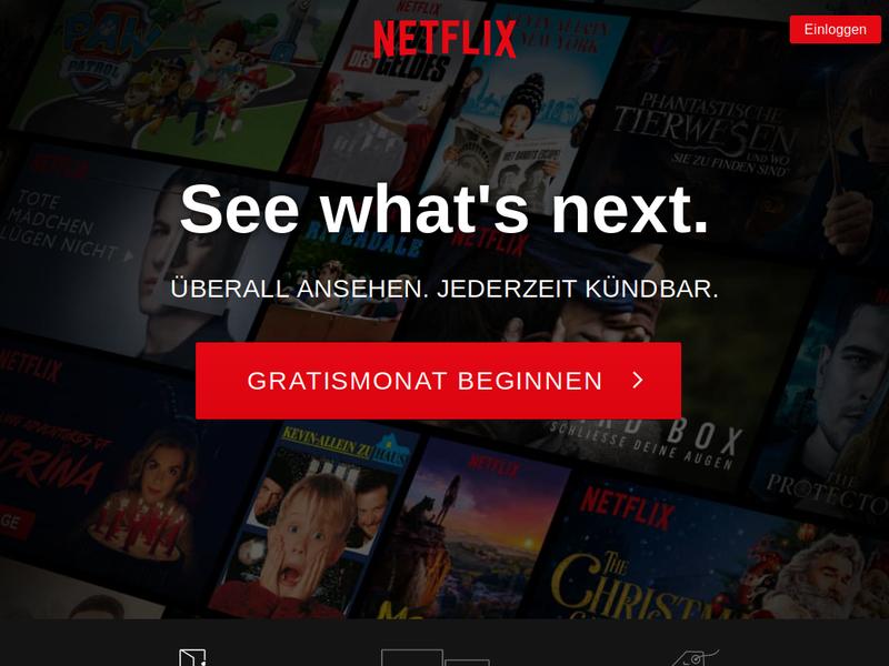 USA: Netflix erhöht Preise um bis zu 18 Prozent