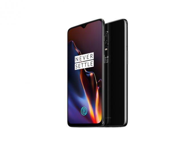 OnePlus 6T (Bild: OnePlus)
