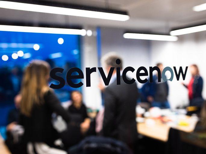 Großunternehmen, die in München Räume bei Mindspace angemietet haben, haben in Zukunft besonders kurze Wege zum Pure-Cloud-IT-Serviceanbieter ServiceNow (Bild: ServiceNow)