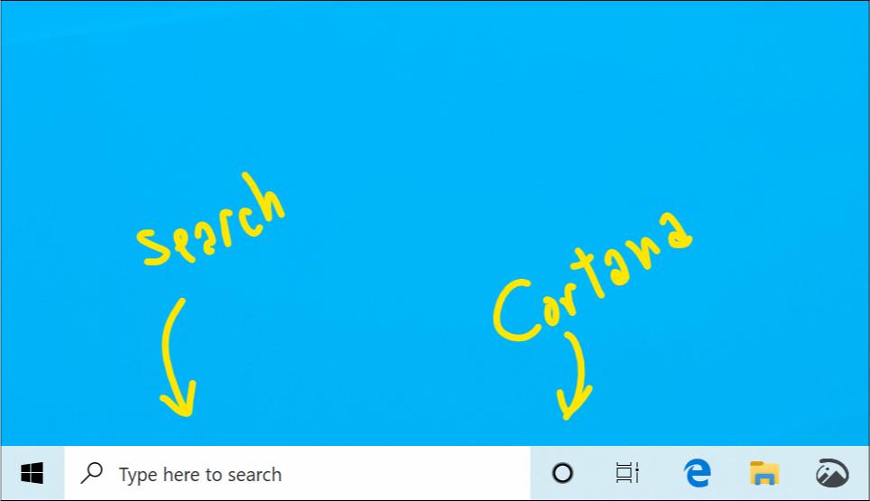 Windows 10 19H1: Microsoft trennt Suche von Cortana