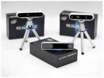 Intel zeigt neue RealSense-Kamera für AR und autonome Fahrzeuge