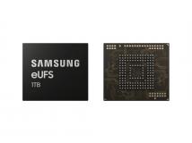 Samsung fertigt 1 TByte großen eUFS-Speicher für Smartphones