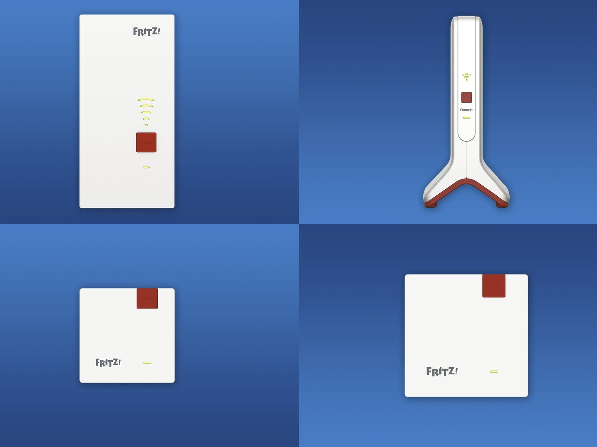AVM stellt neue WLAN-Mesh-Repeater vor