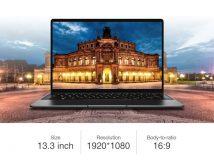 Chuwi Aerobook mit 13,3 Zoll Display und 8 GByte RAM ausprobiert