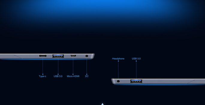 Chuwi Ubook: Finanzierung bei Kickstarter (Screenshot: ZDNet.de)
