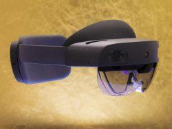 HoloLens 2 (Bild: James Martin / CNET)