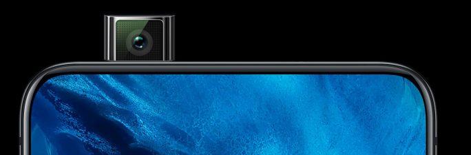 Vivo Nex: Smartphone mit Pop-Up-Kamera (Bild: Vivo)