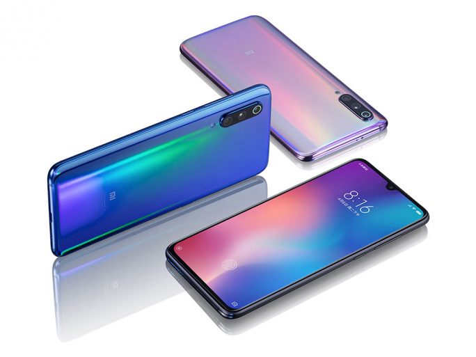 Xiaomi Mi 9 (Bild: Xiaomi)