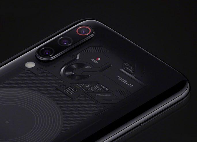 Xiaomi Mi 9 Transparent Edition (Bild: Xiaomi)