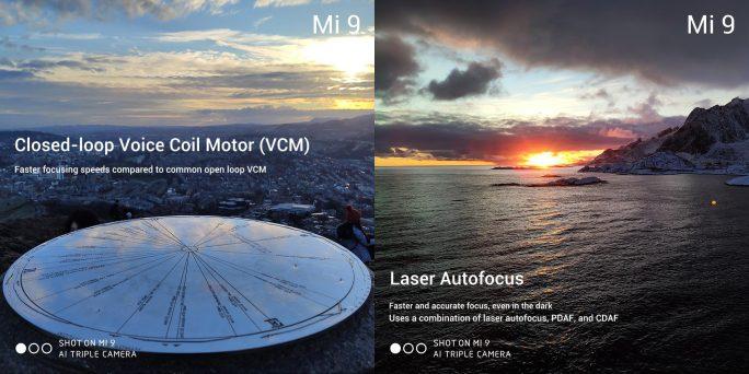 Xiaomi Mi 9: Beispielfoto 3 und 4 (Bild: Xiaomi)