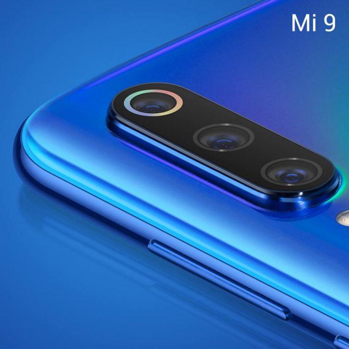Xiaomi Mi 9: Triple-Kamera (Bild: Xiaomi)