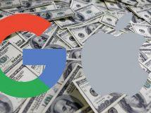 iPhone-Suchmaschine: Google zahlt Apple fast 10 Milliarden Dollar