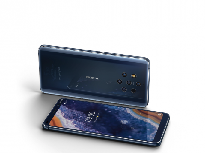 Nokia 9 PureView (Bild: HMD Global)