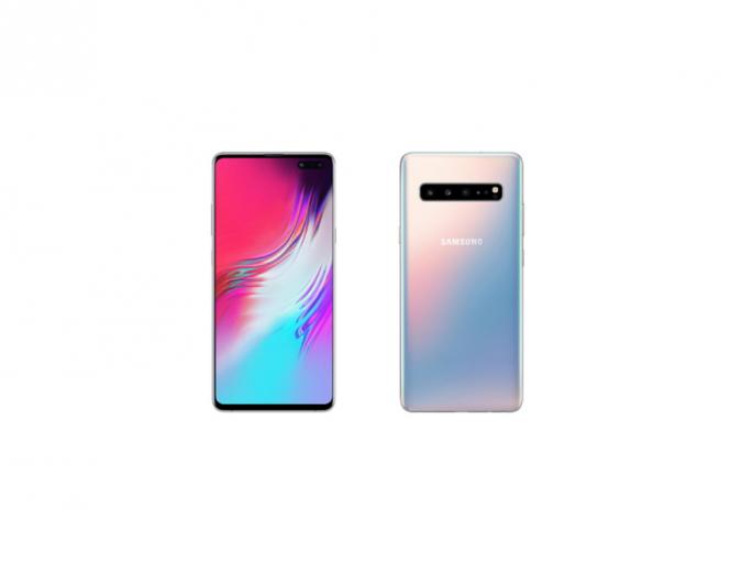 Galaxy S10 5G (Bild: Samsung)