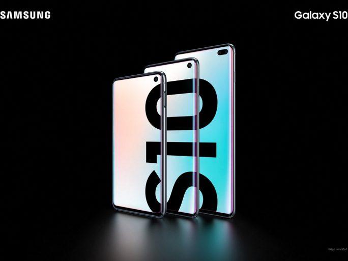 Galaxy S10 (Bild: Samsung)