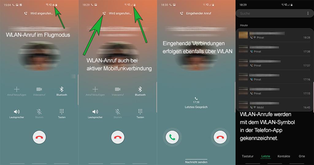 Galaxy S10: VoLTE und WLAN-Anrufe aktivieren [Update] | ZDNet de