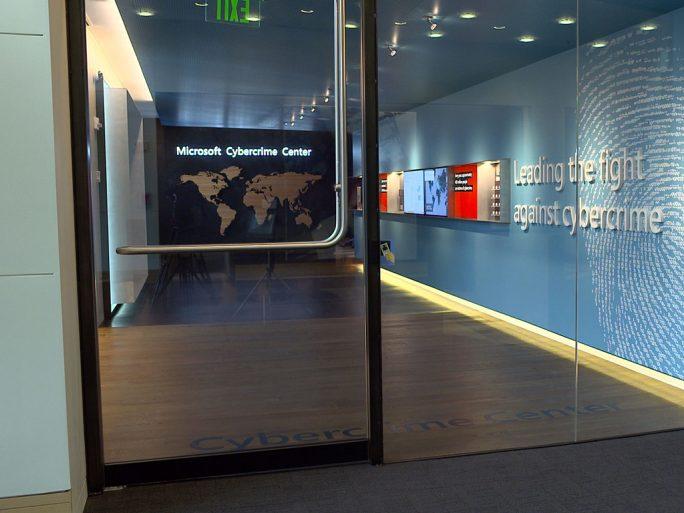 Microsoft Cybercrime Center (Bild: Microsoft)