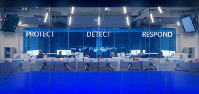 Microsoft Security: Protect, Detect, Respond (Bild: Microsoft)