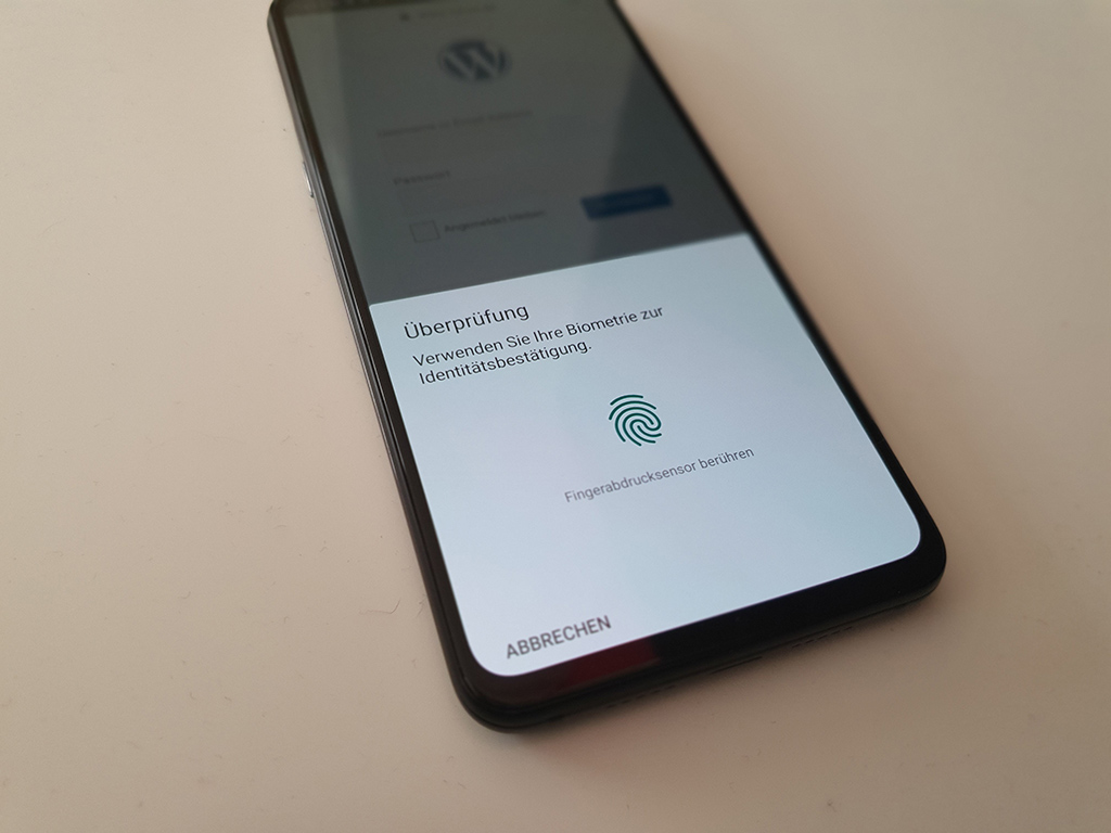 Samsung Internet 9.2 verbessert Datenschutz und unterstützt Fingerabdrucksensor zur Authentifizierung