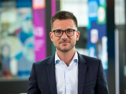 Stratos Komotoglou, Subsidiary Product Marketing Manager Modern Workplace Security bei Microsoft (Bild: Microsoft)