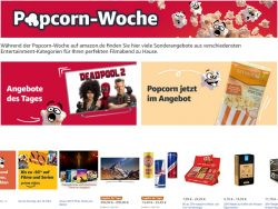 Amazon Popcorn Woche (Screenshot: ZDNet.de)